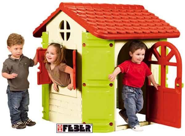 nueva casita feber house
