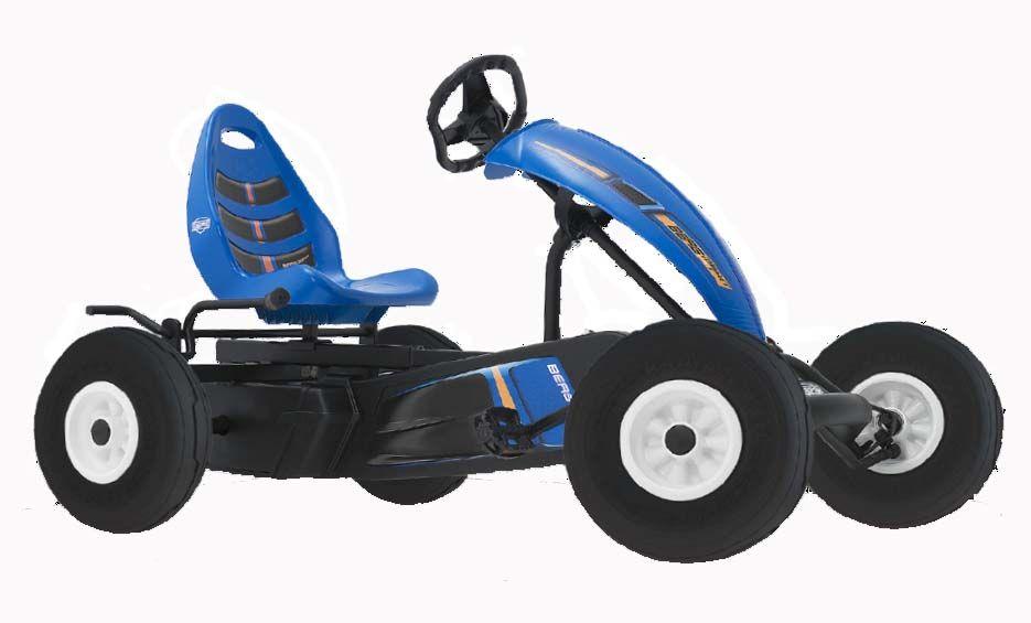 Coches de pedales Compact Sport Blue de BERG TOYS