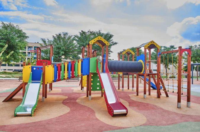 parque infantil homologado para comunidades de vecinos
